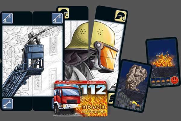 112 Brandgefährlich - Foto von Adlung Spiele