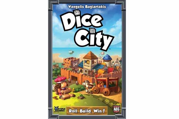 Diece City - Foto von AEG