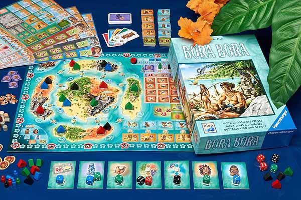 Bora Bora von Alea Spiele