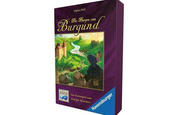 Die Burgen von Burgund - Das Kartenspiel - Foto von Alea Spiele/Ravensburger