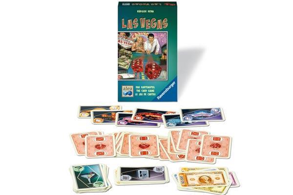 Las Vegas - Das Kartenspiel - Foto von Ravensburger