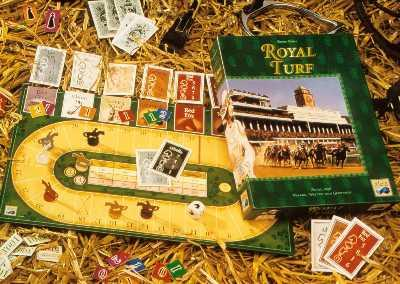 Royal Turf - Foto von alea/Ravensburger