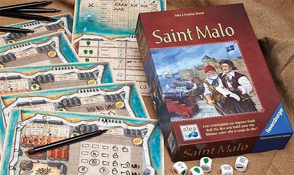 Saint Malo von Ravensburger/aleaspiele
