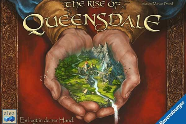 The Rise Of Queensdale - Foto von Ravensburger