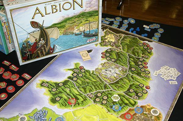 Albion von Reich der Spiele