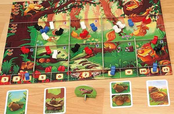 Auf die Nüsse von Amigo Spiele