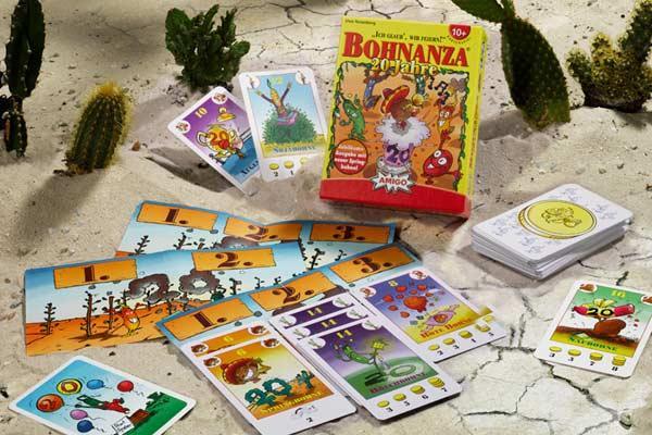 Bohnanza - 20 Jahre - Foto von Amigo Spiele