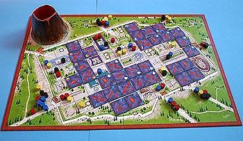 Der Untergang von Pompeji von Reich der Spiele