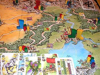 Elfenland von Reich der Spiele