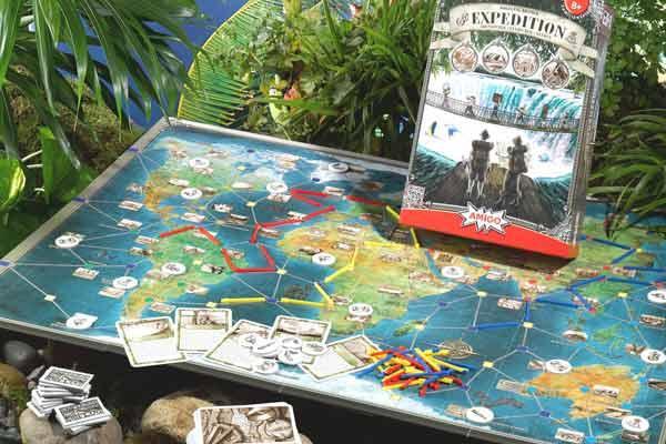Expedition - Foto von Amigo Spiele
