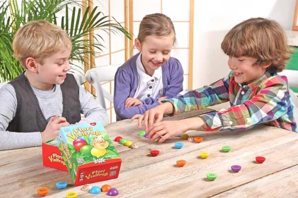 Kinderspiel Flori Vielfraß - Foto von Amigo Spiele