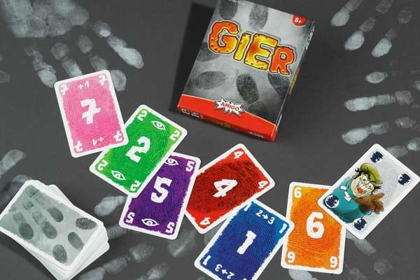 Kartenspiel Gier - Foto von Amigo Spiele