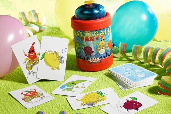 Halli Galli Party - Foto von Amigo Spiele