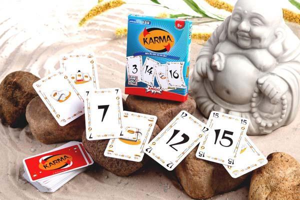 Kartenspiel Karma - Foto von Amigo Spiele