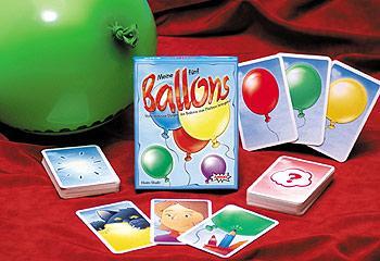 Meine fünf Ballons von Amigo Spiele
