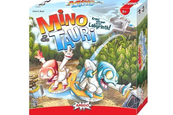 Kinderspiel Mino & Tauri - Foto von Amigo Spiele