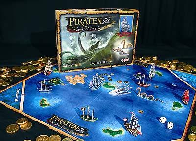 Piraten: Die Suche nach dem Gold von Davy Jones von Amigo Spiele