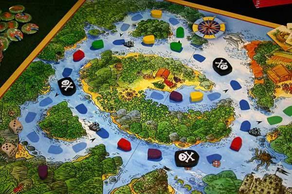 Piratenabenteuer von Reich der Spiele