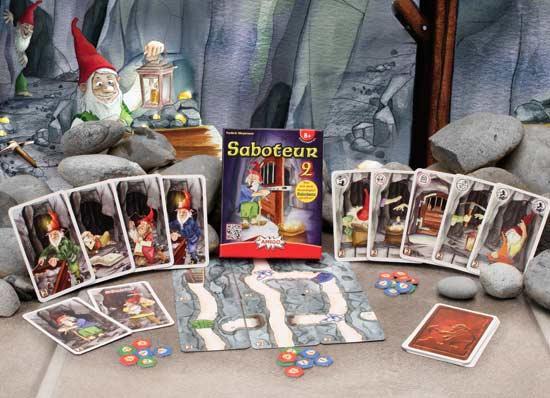 Kartenspiel Saboteur 2 - Foto von Amigo Spiele