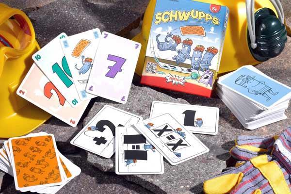 Schwupps - Foto von Amigo Spiele