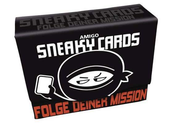 Kartenspiel Sneaky Cards - Foto von Amigo Spiele