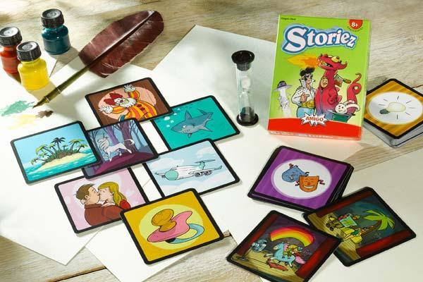 Kartenspiel Storiez - Foto von Amigo Spiele