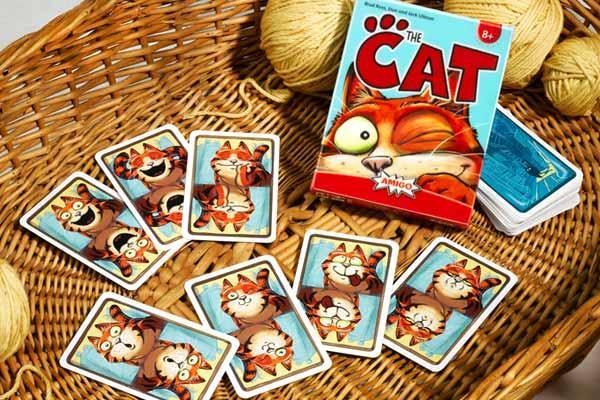 The Cat - Foto von Amigo Spiele