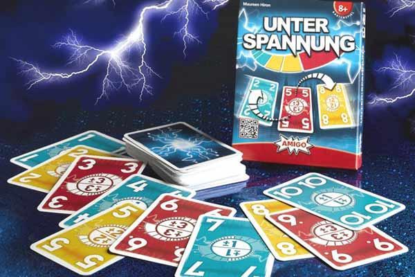 Kartenspiel Unter Spannung - Foto von Amigo Spiele