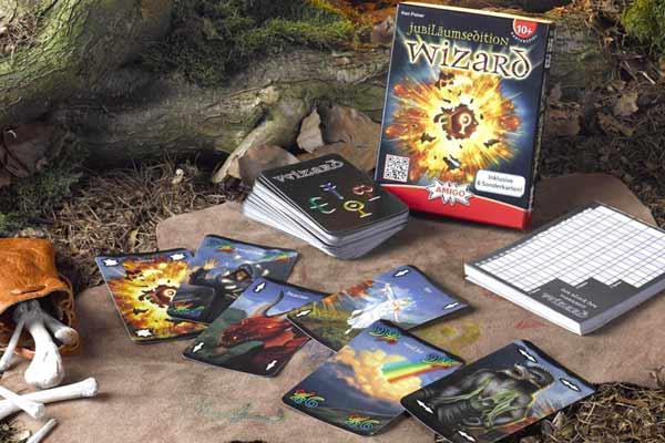 Wizard Jubiläumsausgabe - Foto von Amigo Spiele