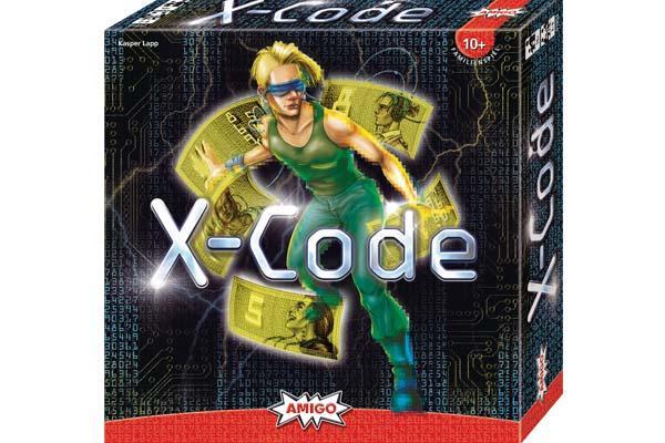 Gesellschaftsspiel X-Code - Foto von Amigo Spiele