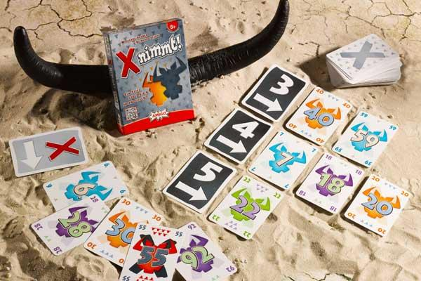 Kartenspiel X nimmt! - Foto von Amigo Spiele