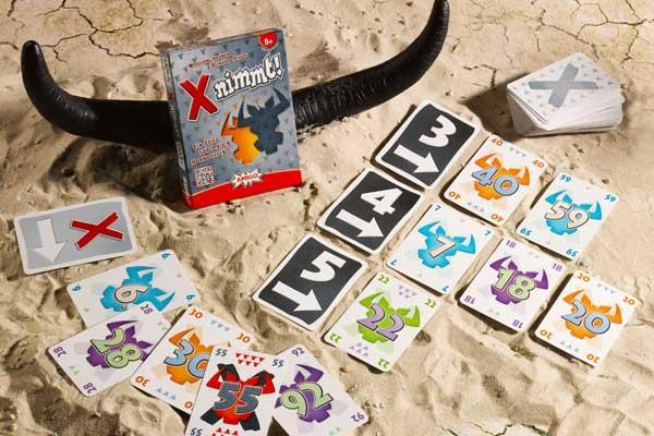 Kartenspiel X nimmt! - Foto von Amigo Spiele