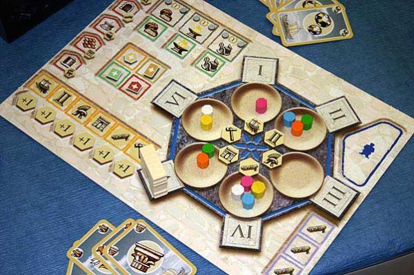 Trajan von Reich der Spiele