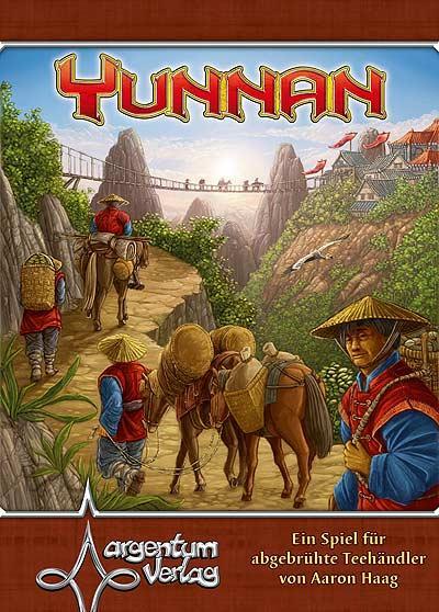 Strategiespiel Yunnan - Foto von Argentum Verlag