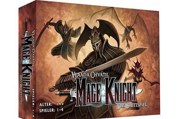 Mage Knight - Das Brettspiel 2015 - Foto von Asmodee
