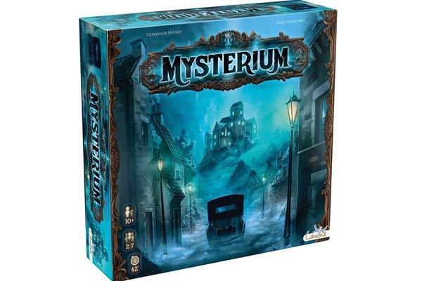 Mysterium - Foto von Asmodee