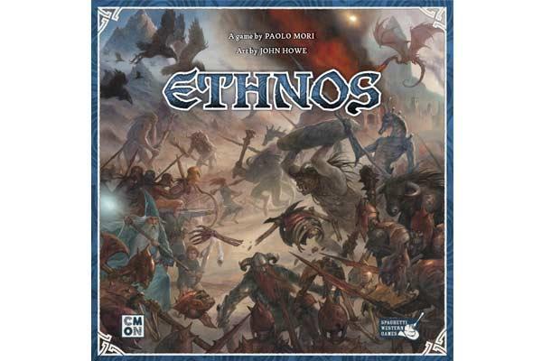 Ethnos - Foto von Heidelberger Spieleverlag/Asmodee