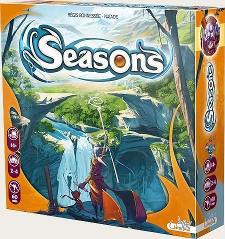 Seasons von Libellud
