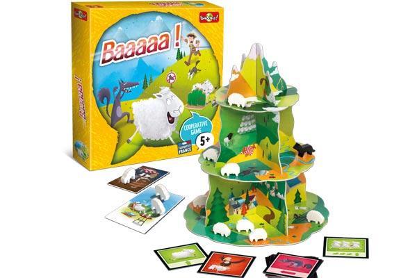 Kinderspiel Baaaaa! - Foto von bioviva