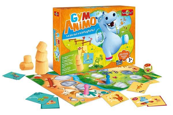 Kinderspiel Gym Animo - Foto von Bioviva
