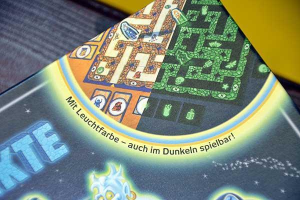 Foto von der Spiel '16: Das verrückte Labyrinth - leuchtet im Dunkeln