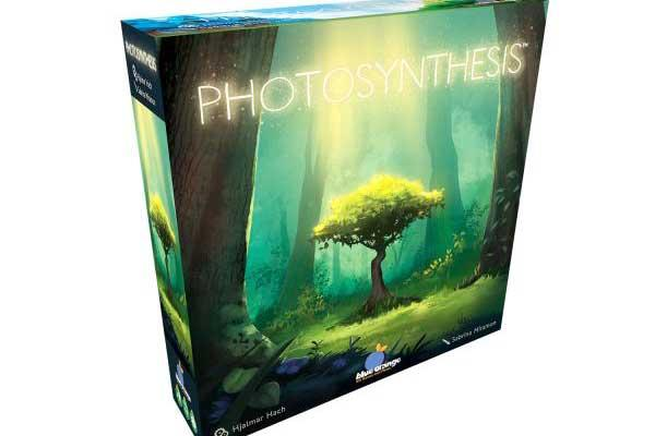 Brettspiel Photosynthesis - Foto von Blue Orange Games