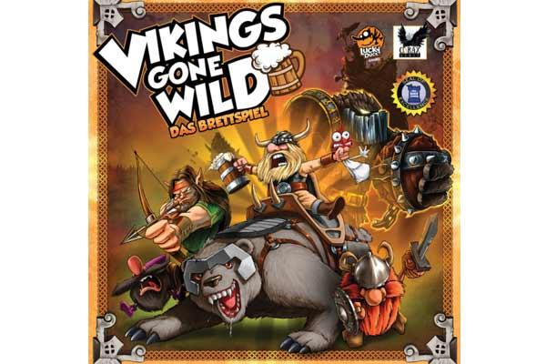 Vikings Gone Wild - Das Brettspiel - Foto von Corax Games