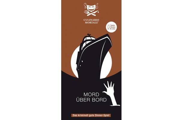 Mord über Bord - Krimidinnerspiel - Foto von Culinario Mortale