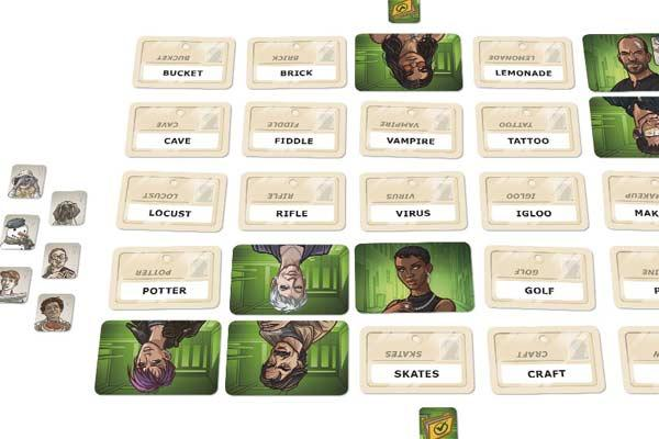 Codenames: Duett - Foto von Czech Games Edition