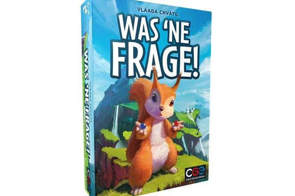 Was 'ne Frage - Foto von Czech Games Edition