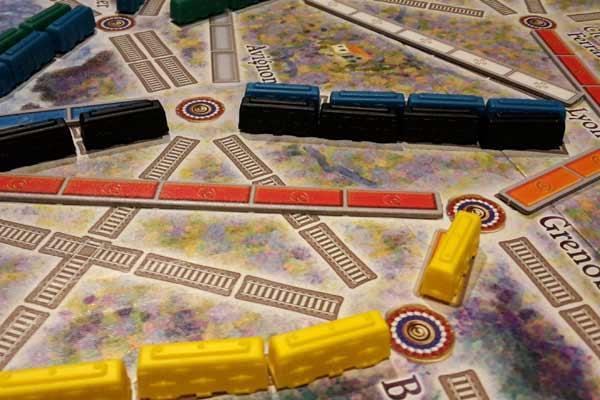 Zug um Zug - Frankreich - Foto von Axel Bungart
