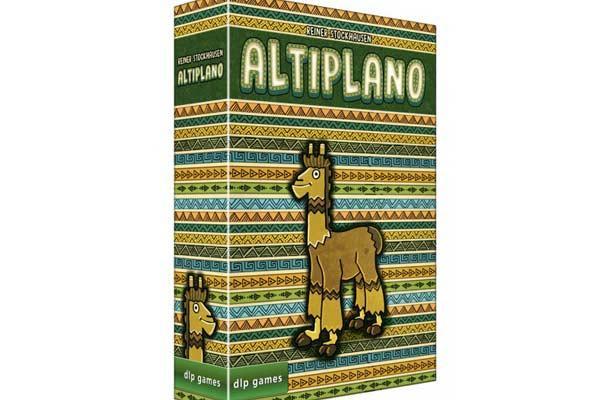 Brettspiel Altiplano - Foto von Ralf Schallert