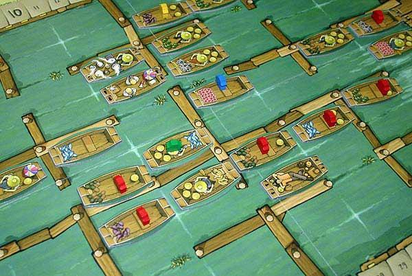 Bangkok Klongs von Reich der Spiele