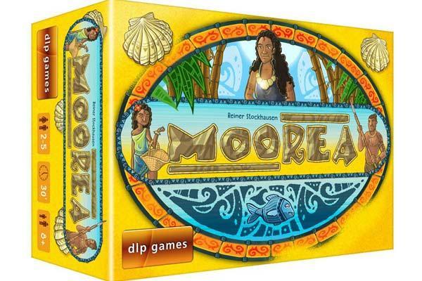 Kartenspiel Moorea - Foto von dlp Games